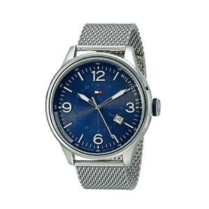 Tommy Hilfiger Sophisticated Sport Mesh Mens Watch